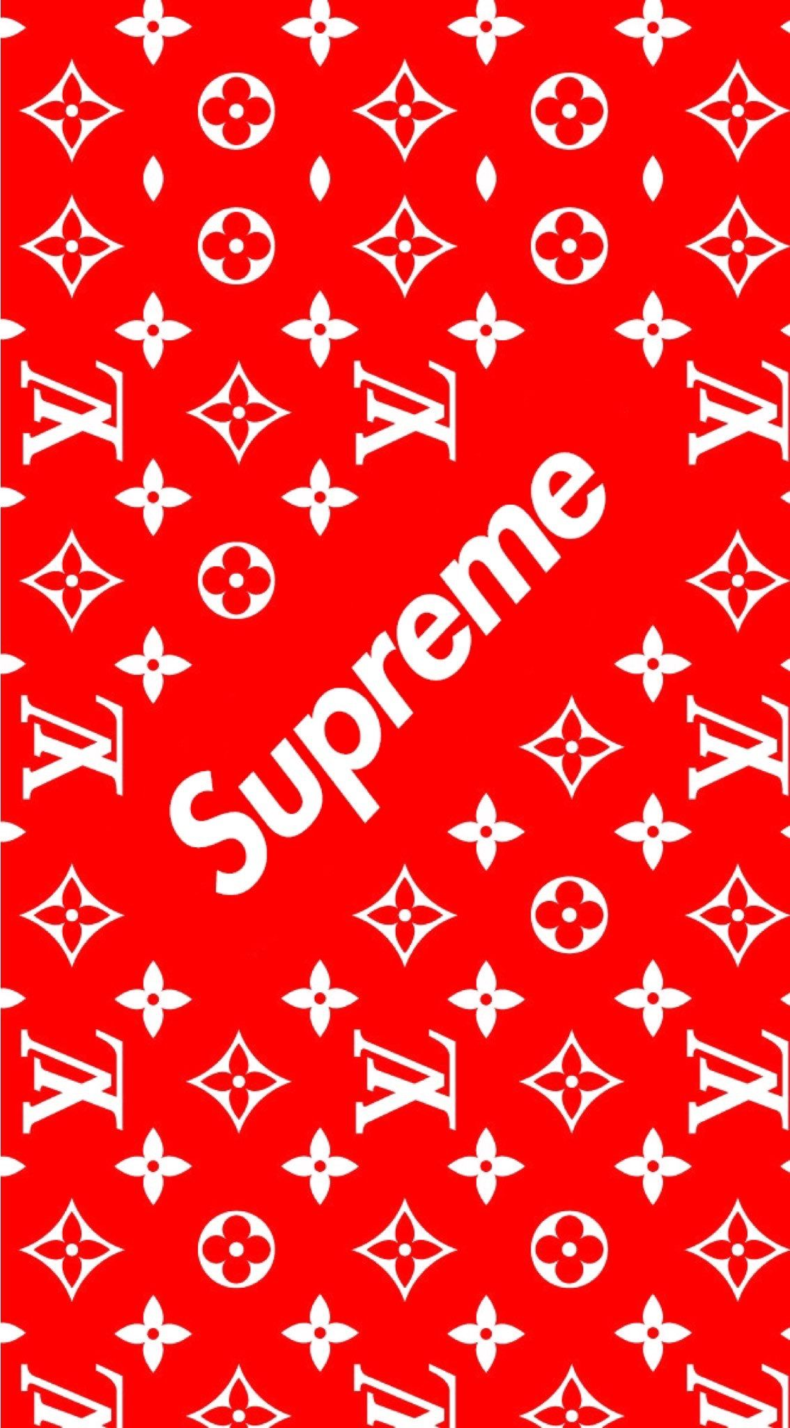 773be936a31d Supreme x Louis Vuitton