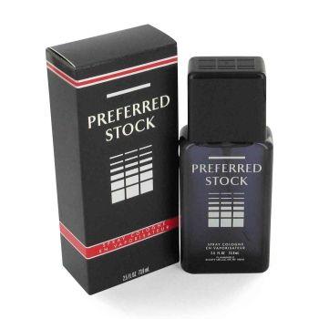 Preferred Stock Cologne By Coty, 2.5 Oz Light Cologne Spray -all Over Body Spray (tin) For Men