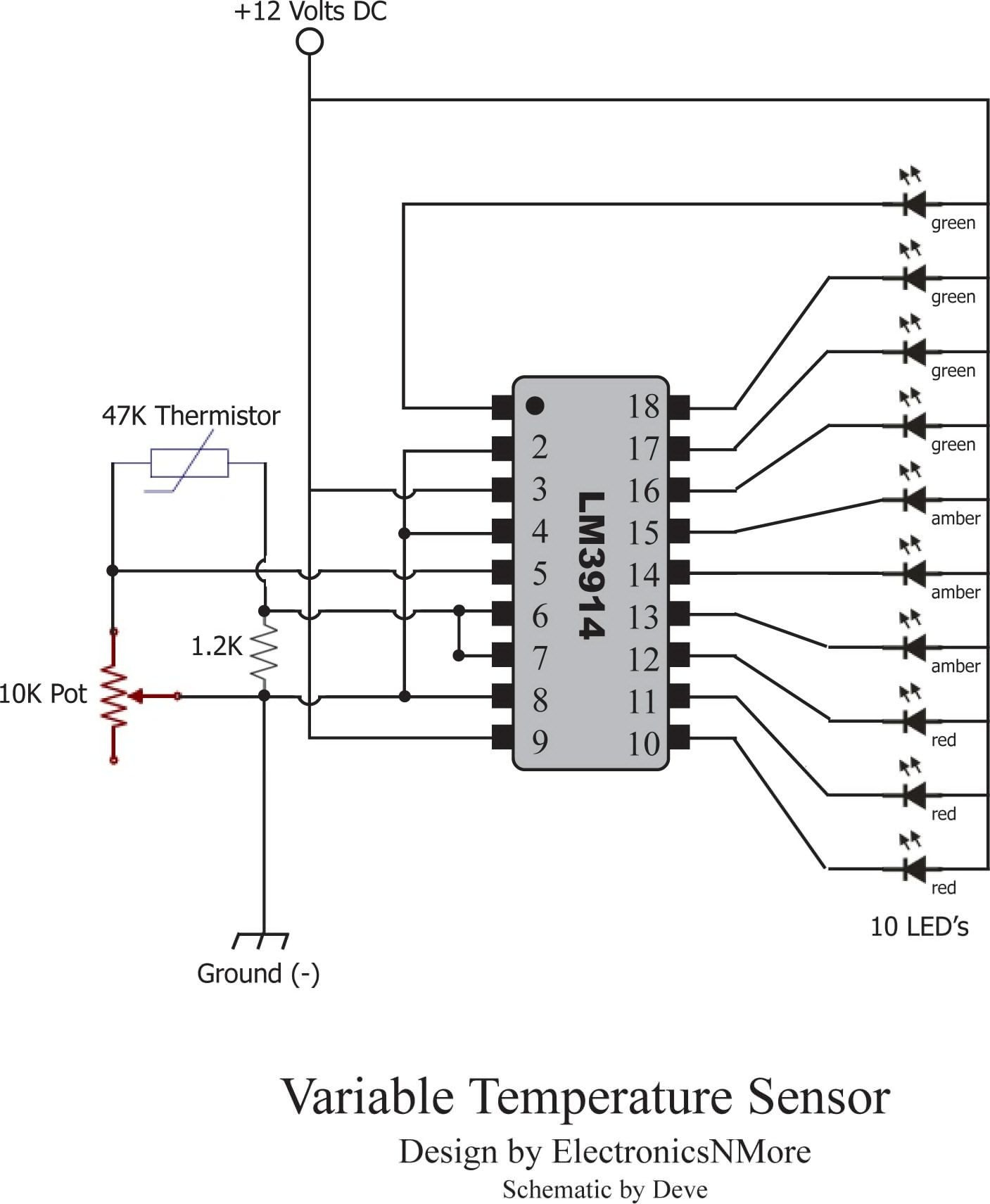 tyco relays diagram