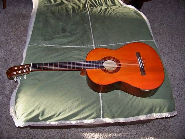 Vintage Yamaha G 55 1 Classical Guitar Used 100 Guitar Classical Guitar Yamaha