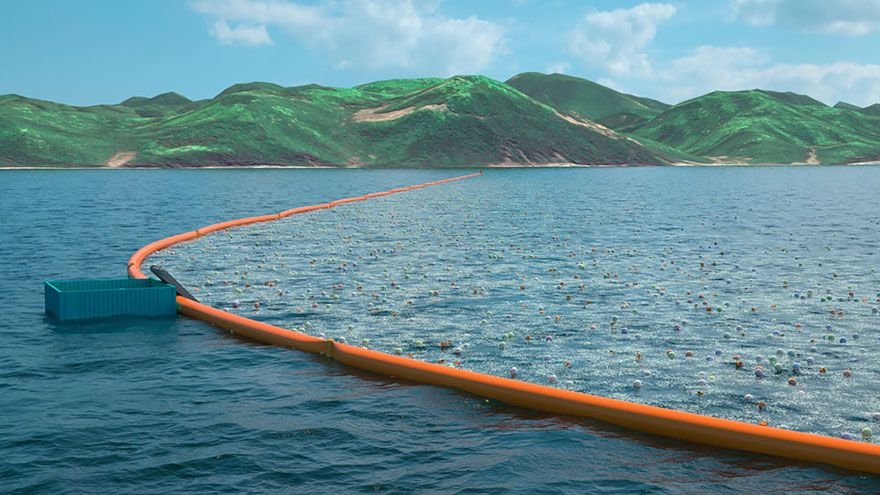 20 Year Old Inventor S Idea For How To Make Ocean Clean Itself Will Be Launched In Japan Ocean Cleanup Oceans Of The World Clean Ocean