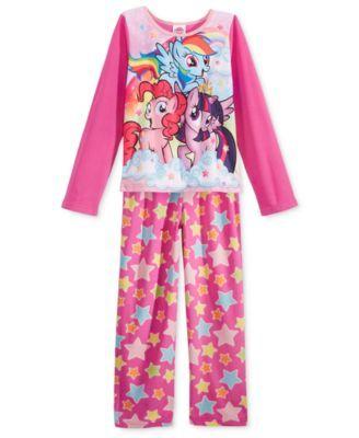 63d11d7808b4 AME 2-Pc. My Little Pony Pajama Set