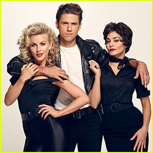 The Cast of 'Grease Live'