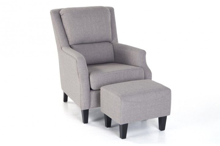 Best Riley Chair Ottoman Accent Chairs Living Room Bob 400 x 300