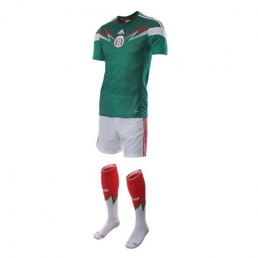 El Uniforme Selección Mexicana de Adidas para hombre es de edición  limitada 36990a77173dd