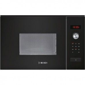Bosch Ecel Compact Microwave Oven Black Hmt75m664b Banyo Co Uk