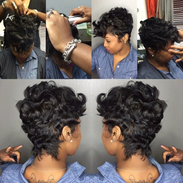 Wish DMV Stylist Can Do This To My Hair Too Bad They All