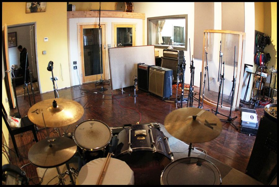 Awe Inspiring 10 Images About Studios On Pinterest Music Rooms Drums And Largest Home Design Picture Inspirations Pitcheantrous