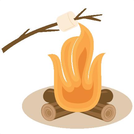 Roasting Marshmallows Roasting Marshmallows Clip Art Camping Cartoon