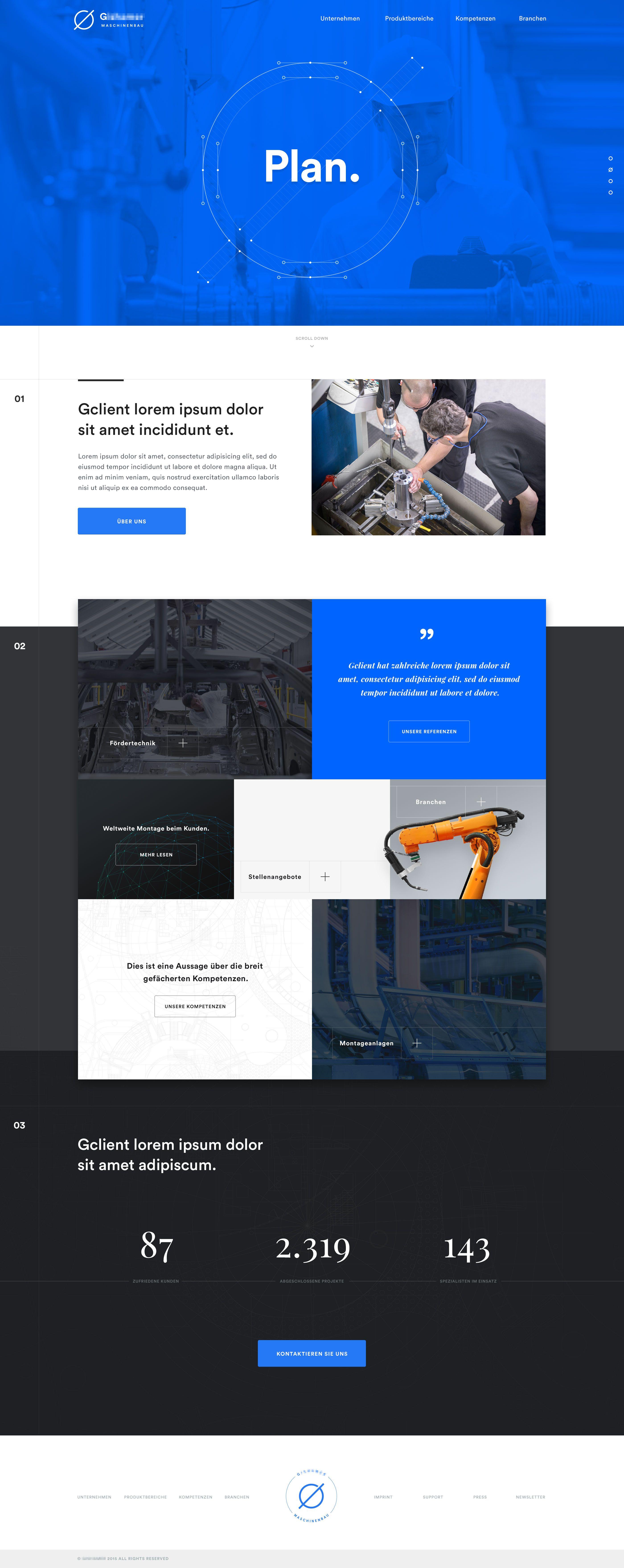 Engineering Jpg By Manuel Haring Engineering Websites Web Design Web Design 2015