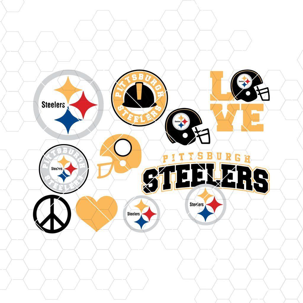 Pittsburgh Steelers SVG, Pittsburgh Steelers files