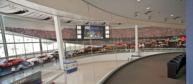 How to Visit NASCAR Shops That Call Charlotte Home