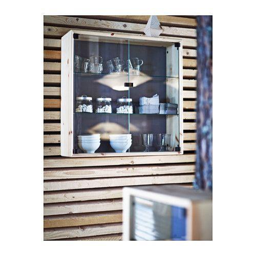 norn s vitrine murale ikea on refait la d co pinterest vaisselier refaire et la deco. Black Bedroom Furniture Sets. Home Design Ideas