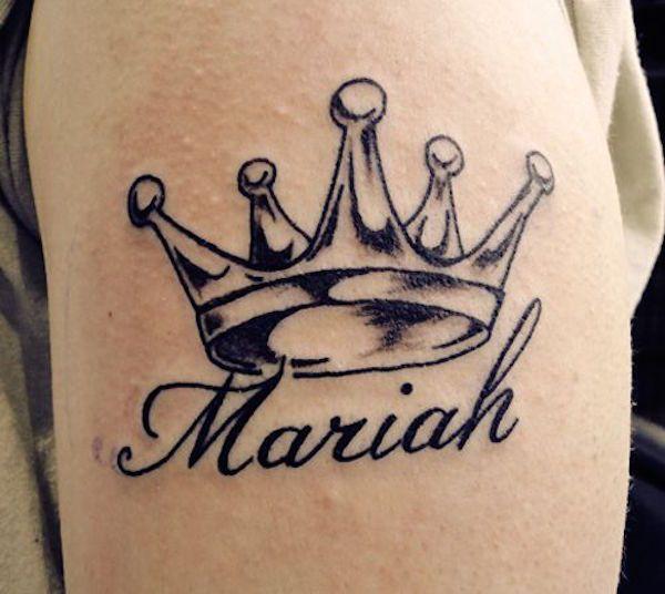 77 Interesting Name Tattoo Ideas Crown Tattoo Design Tattoo Font For Men Name Tattoos For Girls