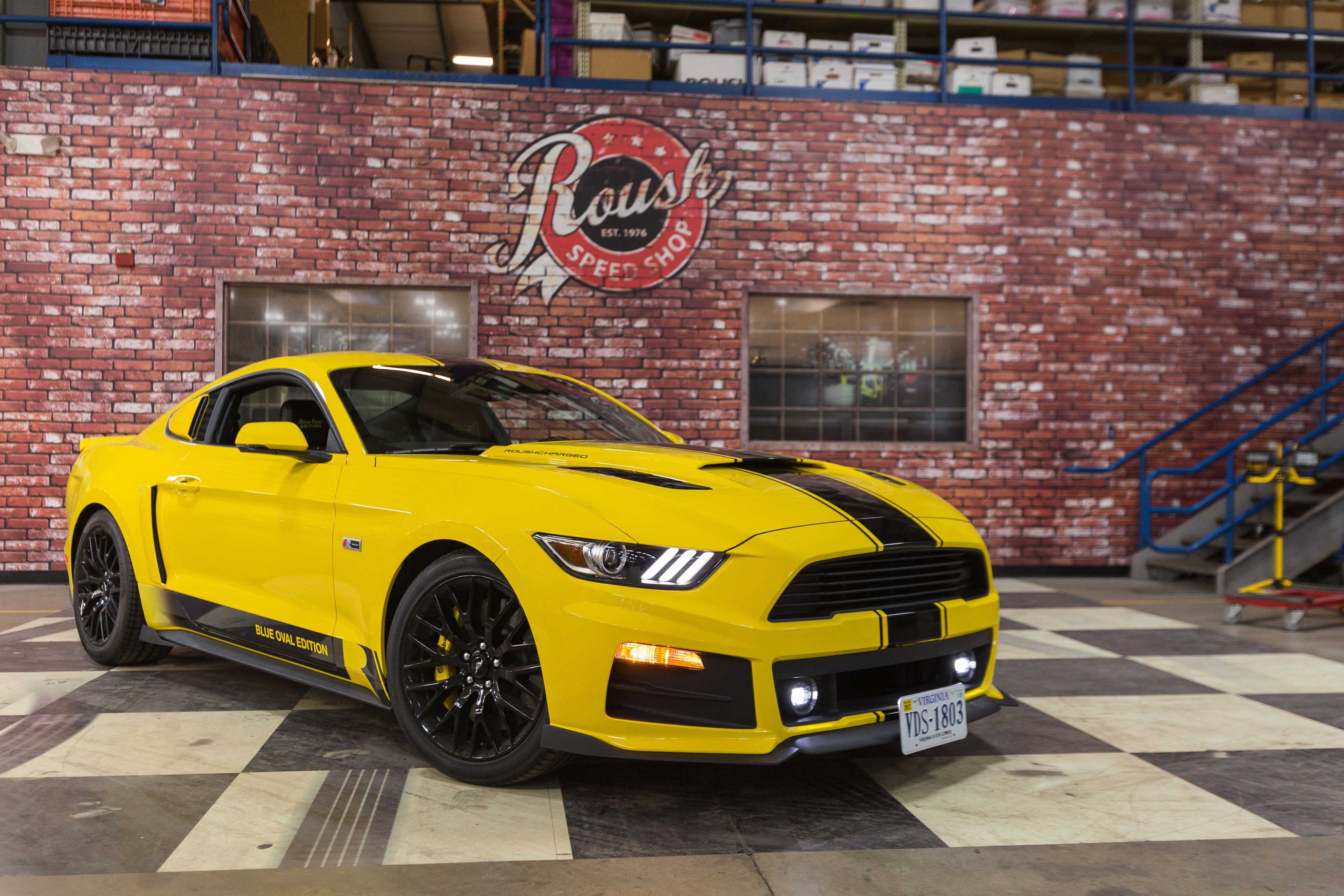 2015 Ford Mustang King Co