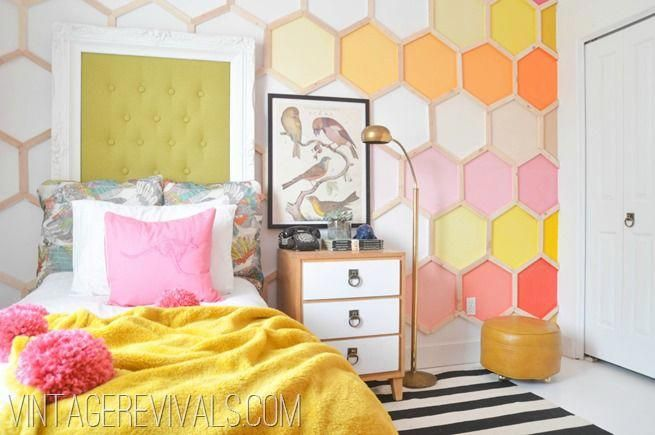 Wowww! I totally fancy this color for these fungirlsrooms
