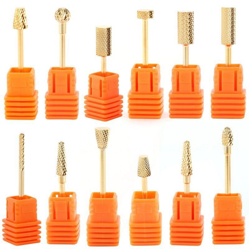 1Pcs Nail Drill Bits File Grinding Electric Machine Manicure ...