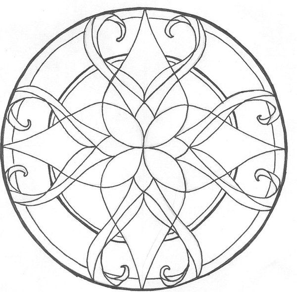 Stained glass coloring pages coloring page for kids kids coloring