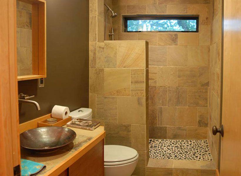 Desain Kamar Mandi Minimalis Sederhana Foto Gambar Wallpaper With Images Inexpensive Bathroom Remodel Simple Bathroom Remodel Bathroom Design Small