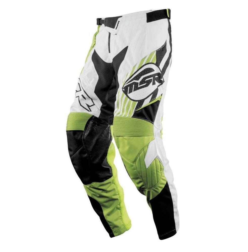 MSR Womens Axxis Pants Motocross ATV Black//Pink