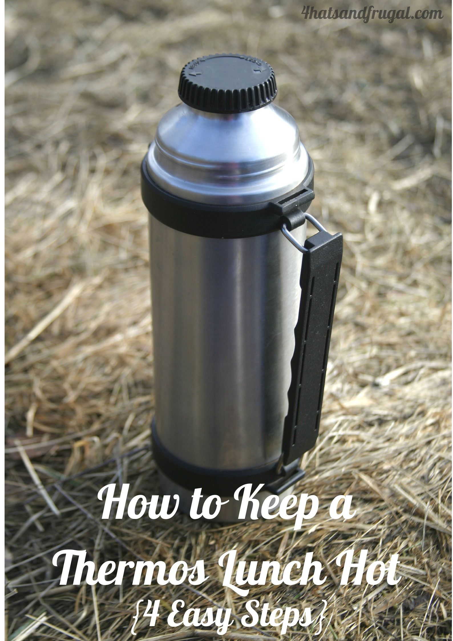 How to Keep a Thermos Lunch Hot | For us parents | Lunch