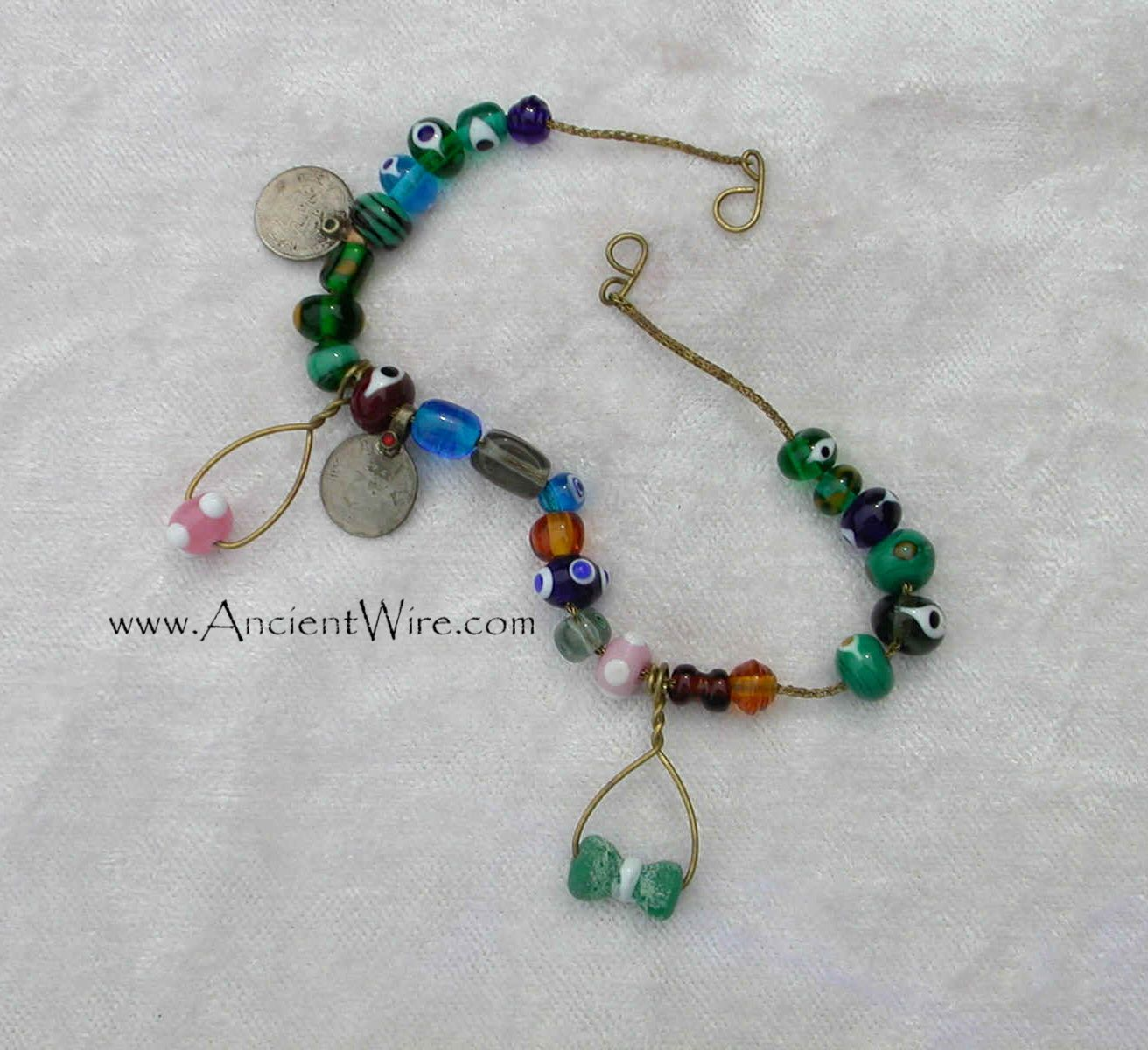 Ancient Wire Jewelry Making Book Viking Knit | Vikings - Wire Braid ...