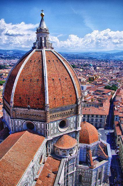 Florence Cathedral (Basilica di Santa Maria del Fiore, Il Duomo di Firenze), Firenze, Toscana, Italy