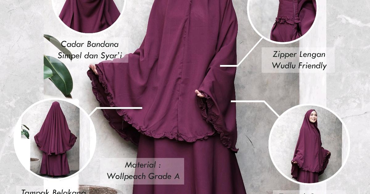 Baju Dusty Pink Polos Cocok Dengan Jilbab Warna Apa