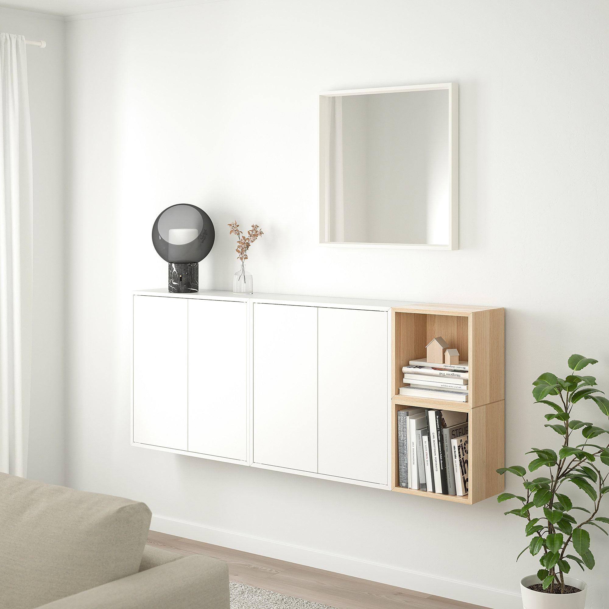 rangement mural ikea meuble