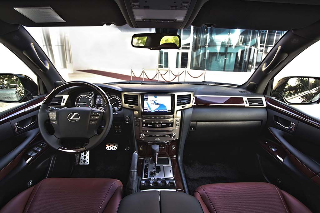 2016 Lexus LX 570 Interior View | Awesome Products | Lexus ...