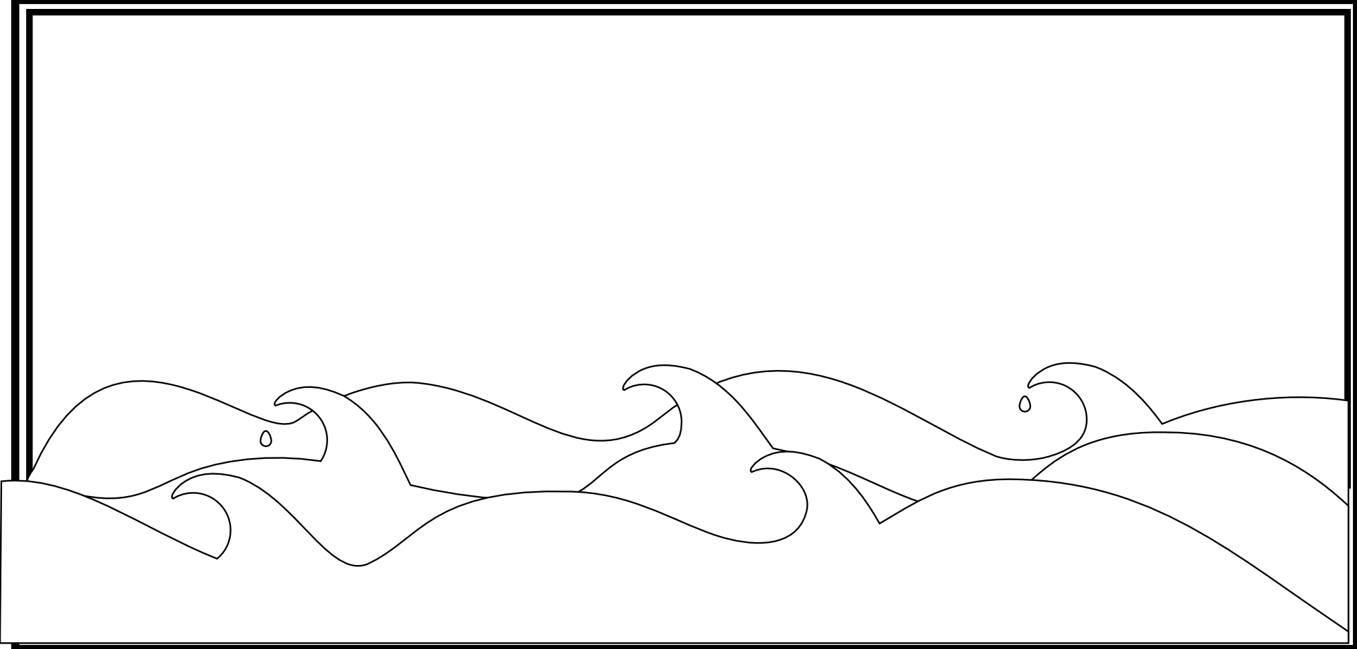 Ocean Waves Coloring Sheets Printablecolouringpages Co Uks