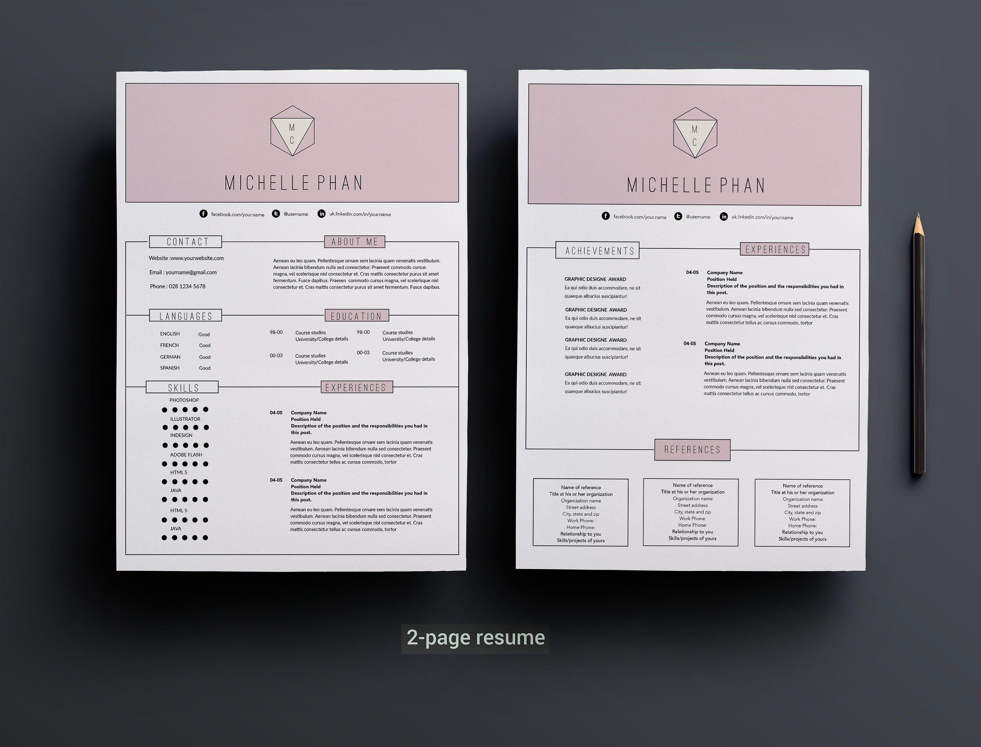 Pin von Татьяна Аралова auf Ideas: Portfolio and Resume | Pinterest