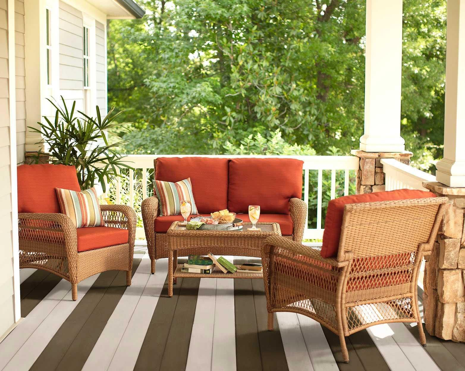 How To Paint Stripes on a Deck The Home Depot Community