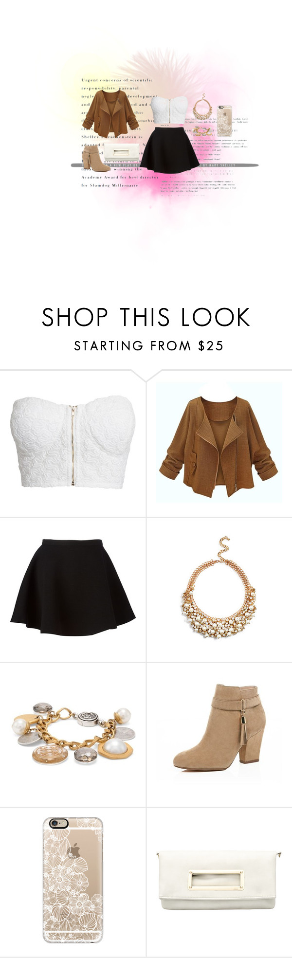 """""""#19"""" by verasilvestro ❤ liked on Polyvore featuring NLY Trend, Neil Barrett, GUESS, Chico's, River Island, Casetify, women's clothing, women, female and woman"""