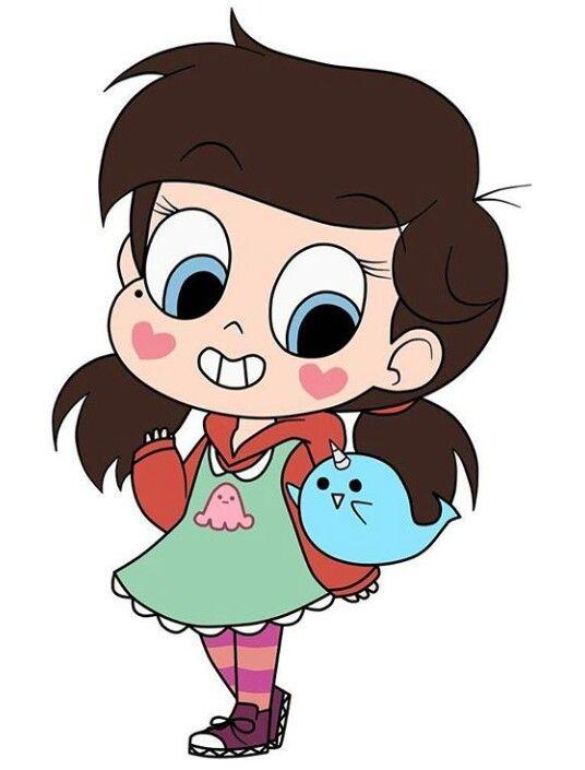 Hija de star buterfli y marco diaz ^^\'\'   star☆contra las fuerzas ...