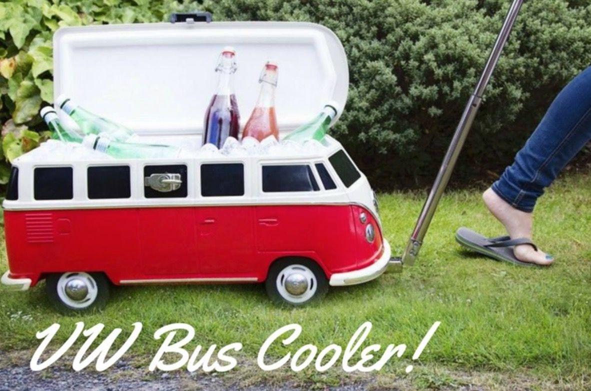 This Volkswagen Cooler Bag Is A Great Gift Idea Hippie Van Vw