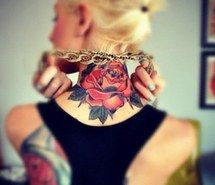 Inspiring picture GIRLS WITH TATTOOS | Tattoo .... Resolution: 500x360. Find the picture to your taste!