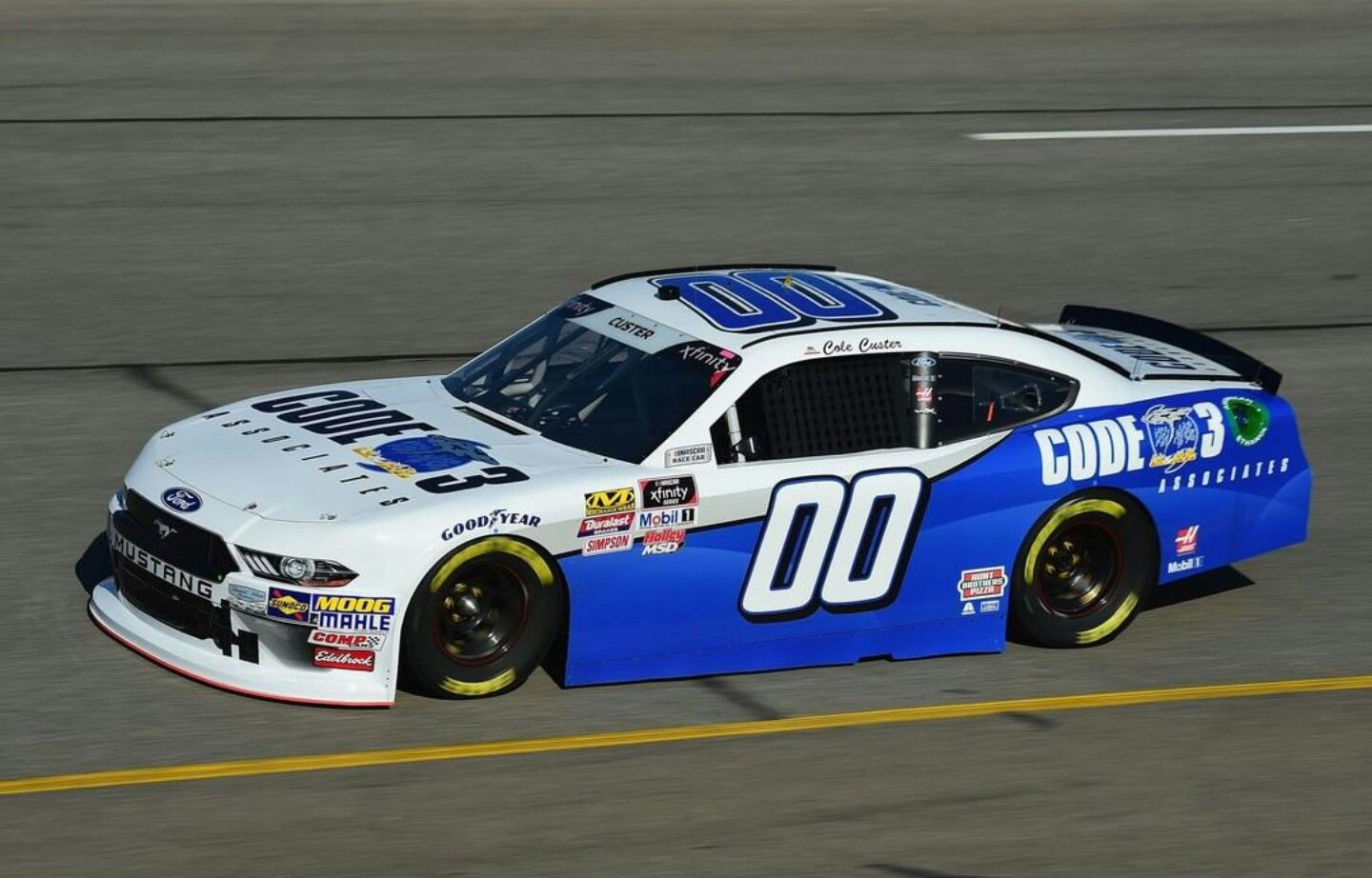 Another Pole for Cole Custer Cole custer, Nascar cars