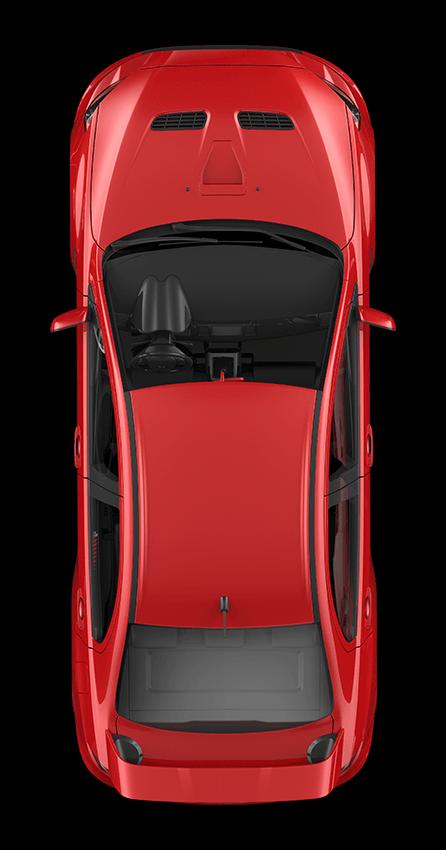 Door Car Top Seat Motor Vehicle Red Car Top View Motor Car Tv Cars