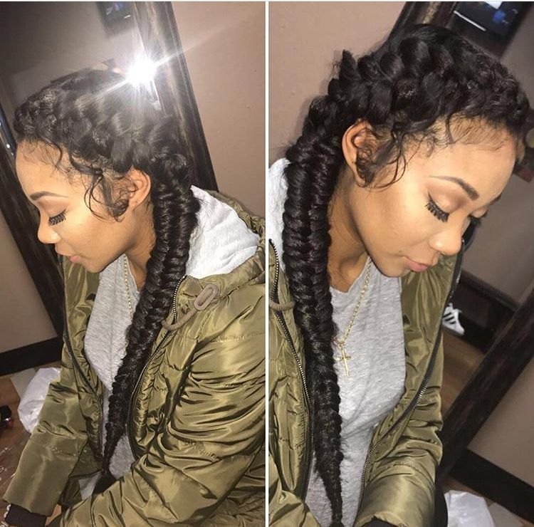 How to Fishtail Braid Curly Hair: Master this Hair Trend |Side Fishtail Braid With Curls