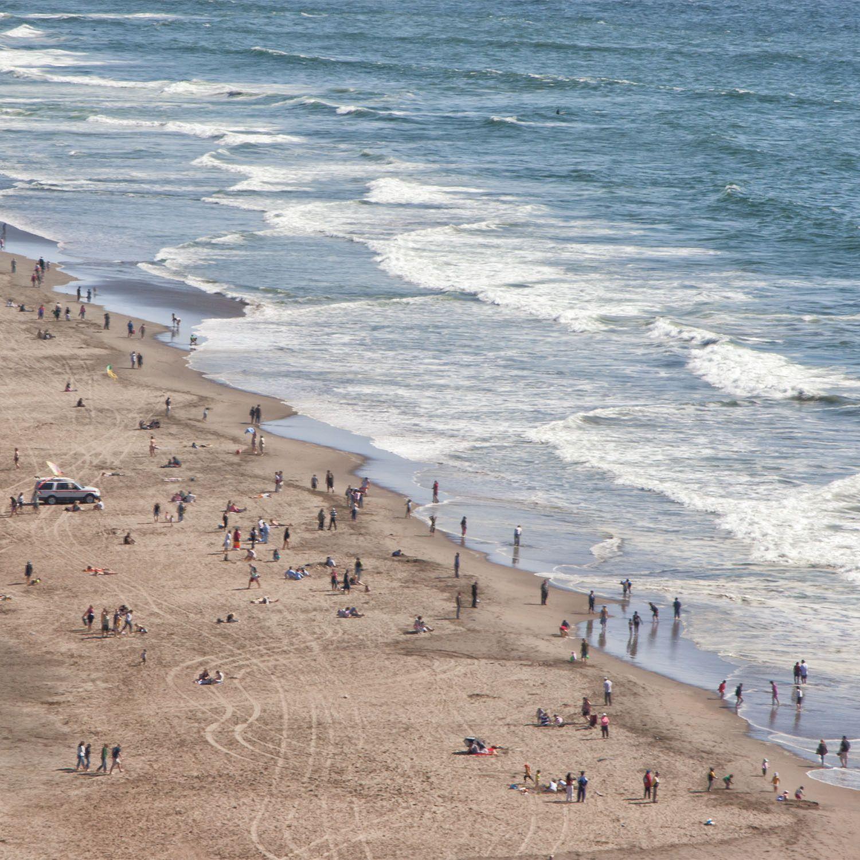 San Francisco Beaches. Beaches in San Francisco? You bet