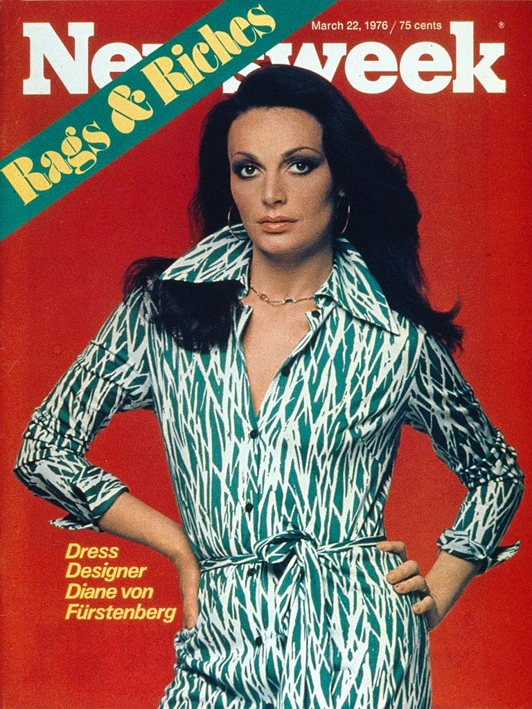 Watch More: See DVF in 1976 video
