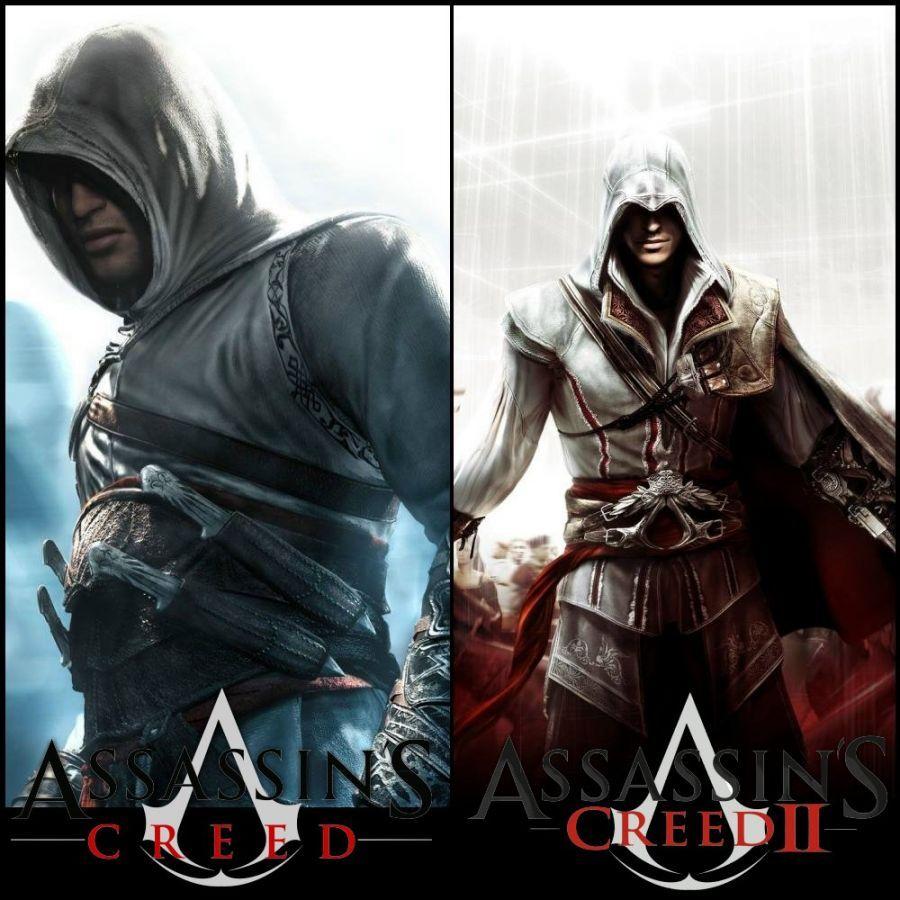 مجموعه موسیقی متن بازی Assassins Creed-سری اول