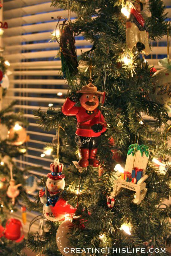 Exceptional Christmas Tree · Christmas Travel Tree. Christmas HomeChristmas TreesKansas  CityBeautiful ...