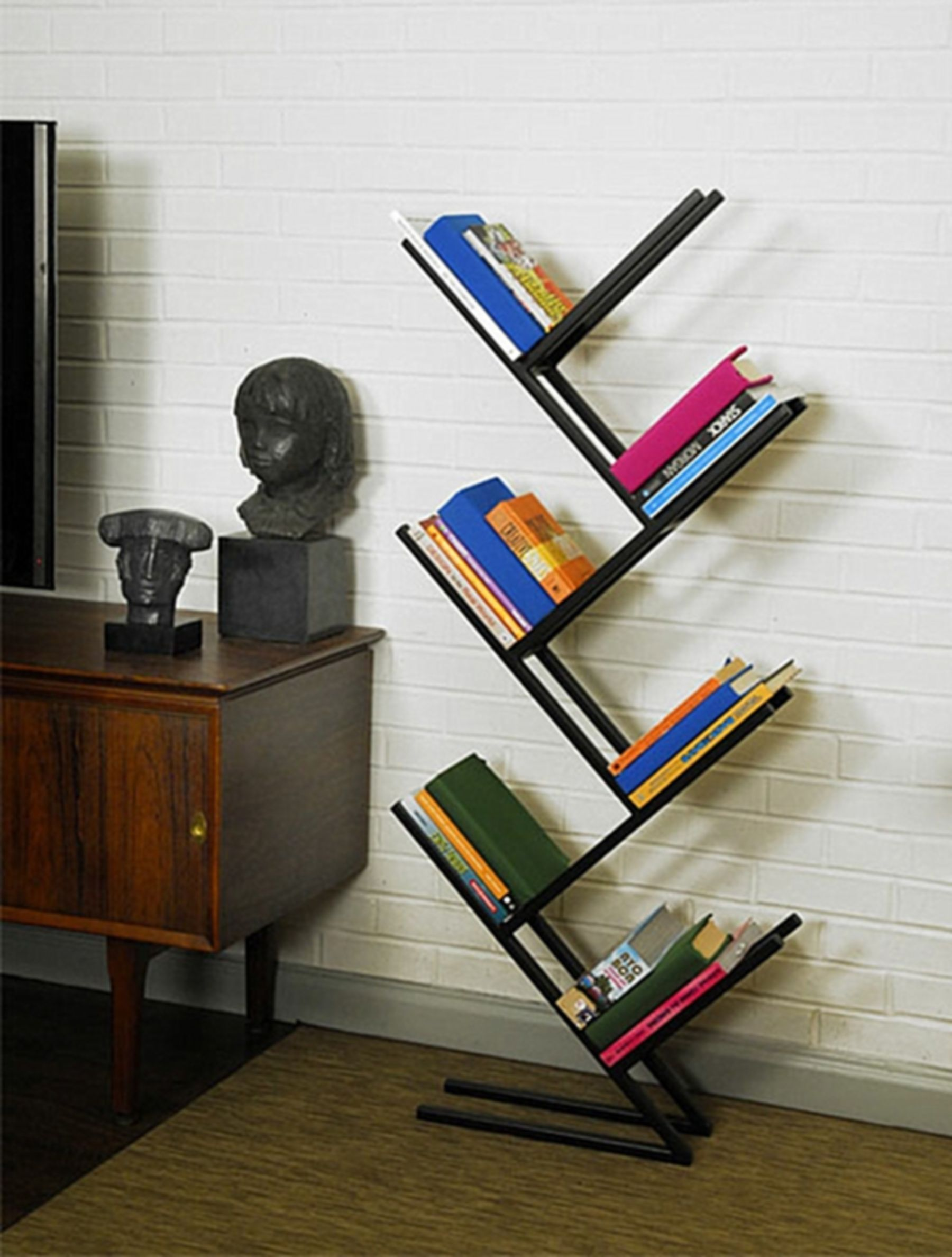 20 Easy And Cheap Bookshelf Design Ideas To Increase Your Home