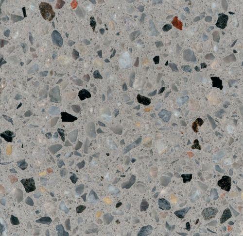 Daltile Micro Terrazzo Gray Matter Terrazzo Flooring