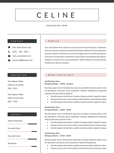 Girlboss 10 Corporate Friendly Resumes To Download If You Want To Look V Legit Good Resume Examples Resume Examples Resume Design Template