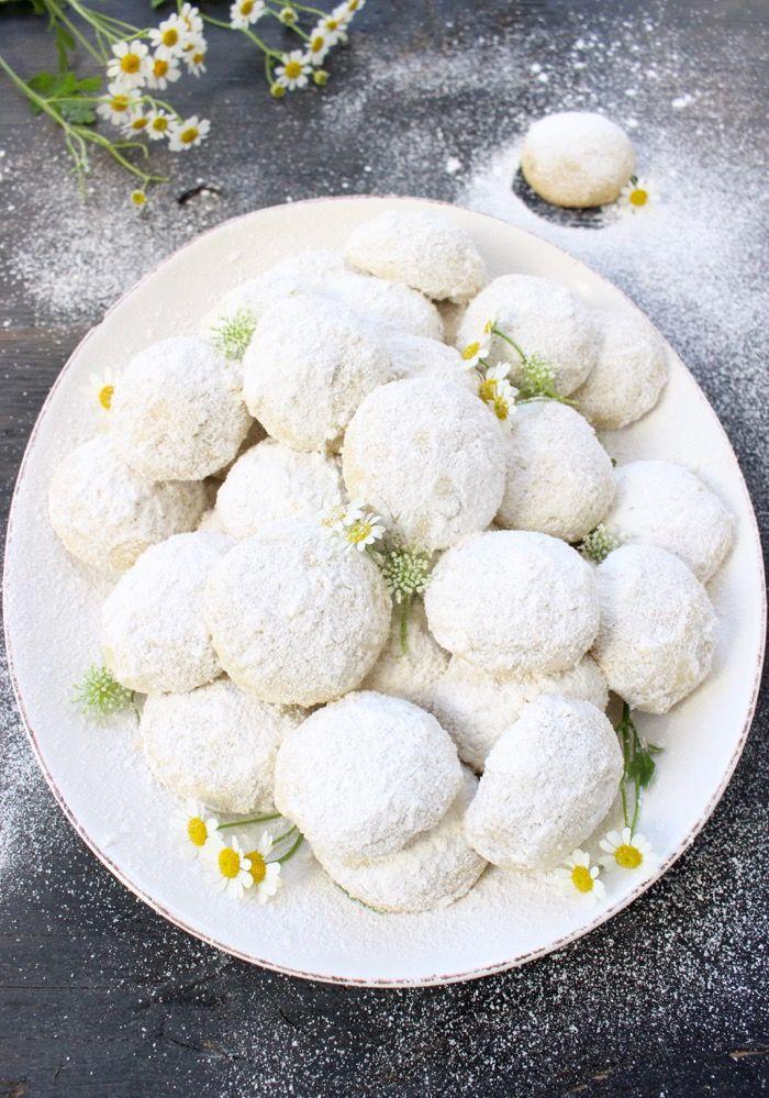 Italian Wedding Cookies Recipe Italian Wedding Cookies Italian