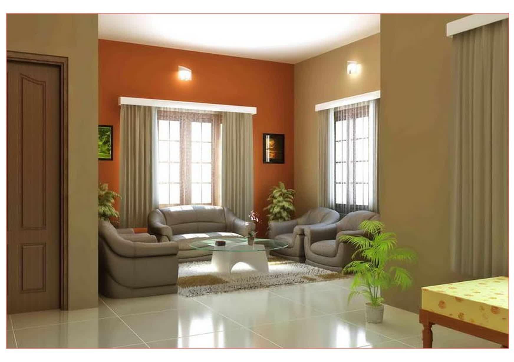 Pinturas modernas para sala rvore de arte da parede da for Colores de pintura para casa