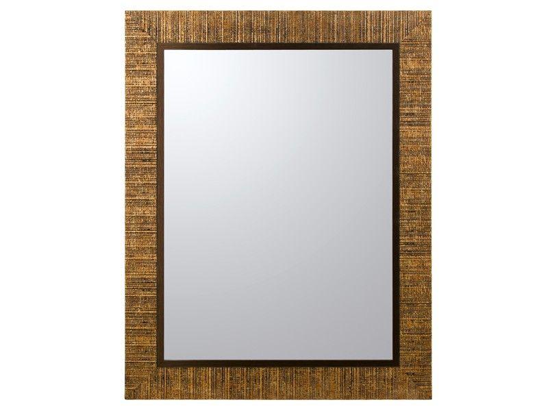 Espejo marco dorado 99x79 cm | Espejos | Pinterest | Espejo, Marcos ...